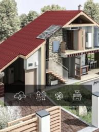 nZEB, abitazione, risparmio, energetico, nuovetecnologie,